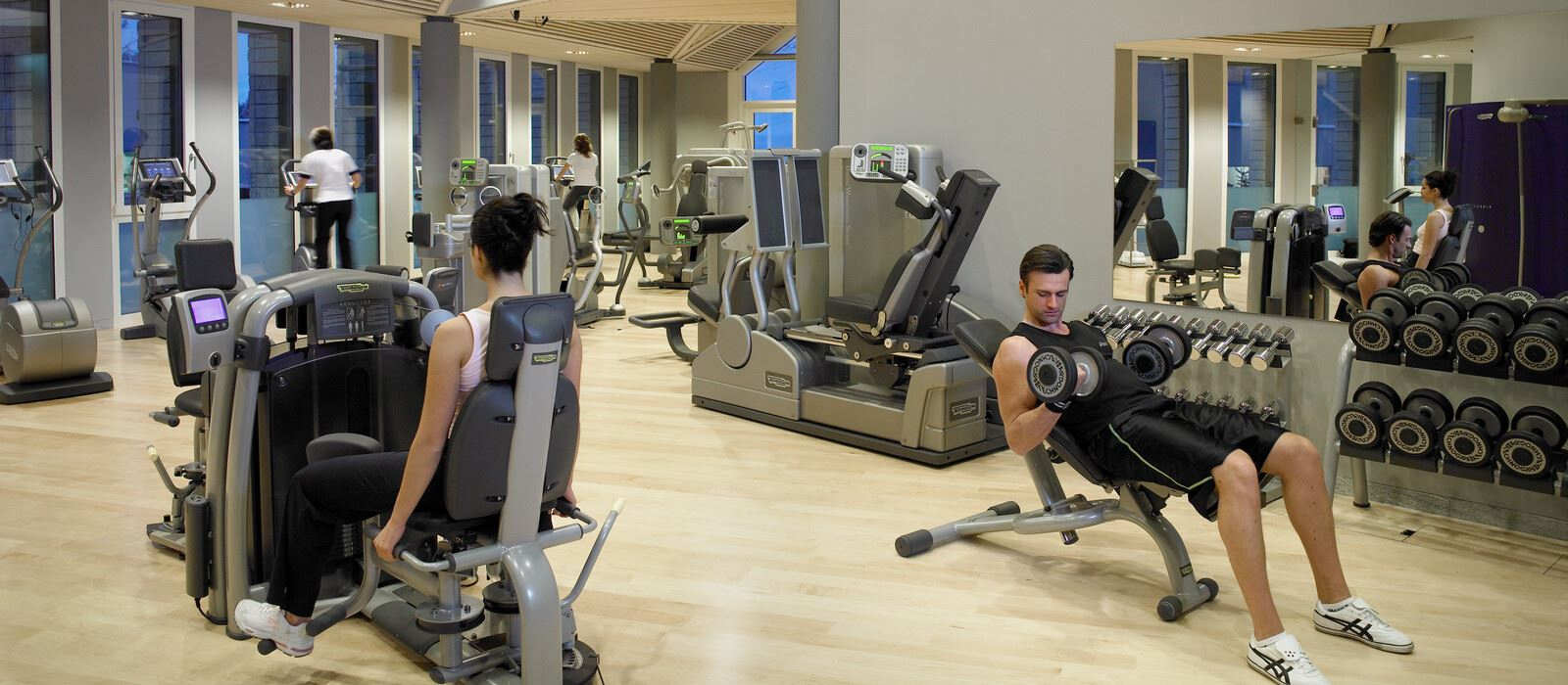 Tschuggen Grand Hotel_Wellness_Fitness