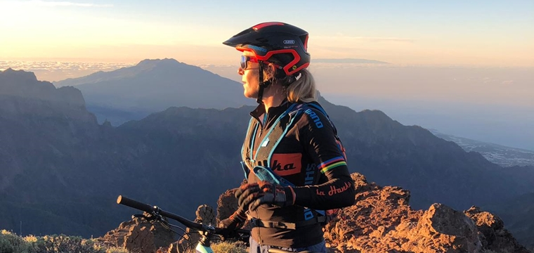 Mountain Bike Camp with Hanka Kupfernagel