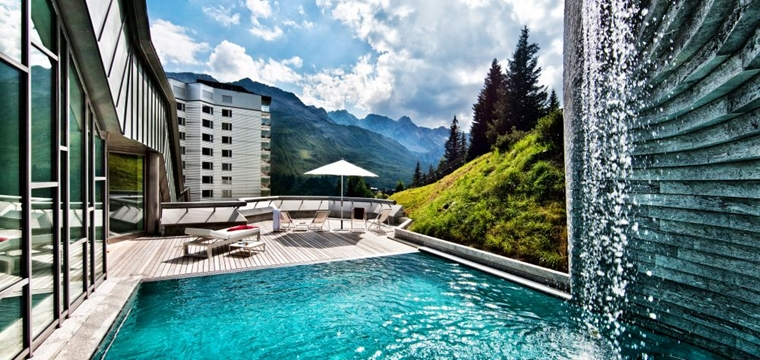 Tschuggen Spa Week