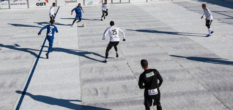 Ice Snow Football